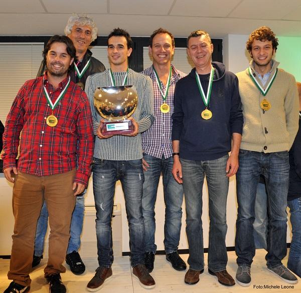 Allegra Lavazza - Winners