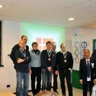 Bronze Medal - Schaltz (Denmark) Peter Schaltz (pc), Knut Blakset, Lars Blakset , Mathias Bruun, Dorthe Schaltz, Martin Schaltz