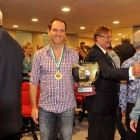 Alejandro Bianchedi (Allegra Team - Italy) during the Prize Giving Ceremony