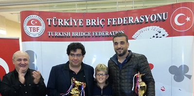 Versace and Tokay won the Republic Cup in Istanbul