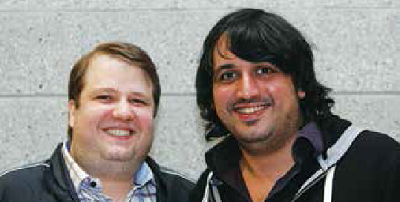 2014 Fall NABC: John Hurd and Justin Lall won the Kaplan Blue Ribbon Pairs