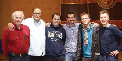2014 Fall NABC: Schwartz wins the Reisinger Trophy in Providence
