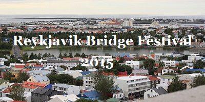 Reykjavik Bridge Festival2015