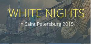 White Nights 2015 banner