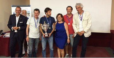 Lavazza wins International Tournament Giardini Naxos 2015