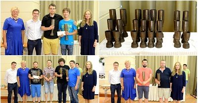 2015 Riga Invites to Jurmala: Teams and Pairs Winners