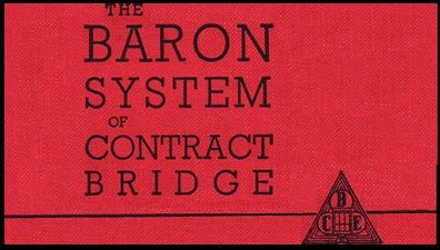 Opening 2NT: The Baron Convention