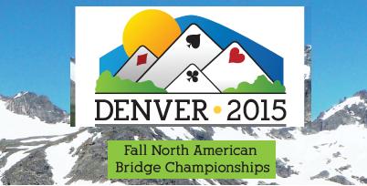 Denver FALL 2015 NABC