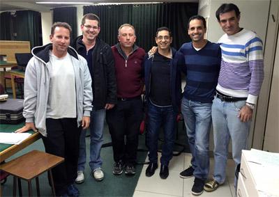 Bareket Team (Ilan Shezifi)