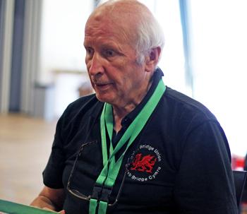 Patrick Jourdain (Wales)