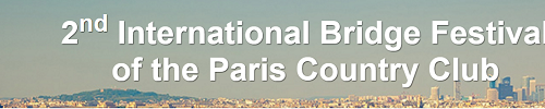 2016 International Festival of Paris
