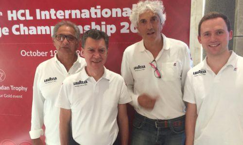 14th HCL International Championships underway in New Delhi