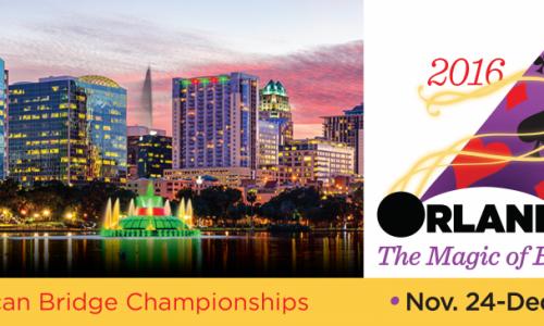 Fall NABC 2015 a Orlando