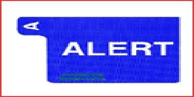 Note sull'alert in Internet