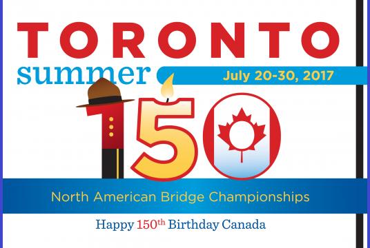 Toronto Summer 2017 NABC