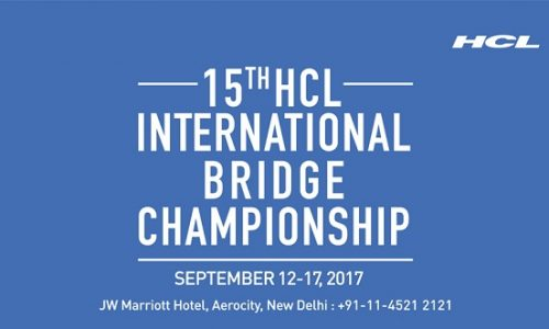 15th HCL International Bridge Championships