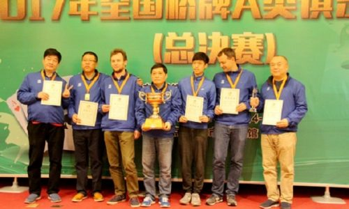 Winning Europeans in China