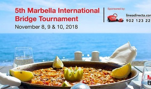 2018 Marbella International Bridge Festival