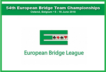2018 European Team Championships: Results