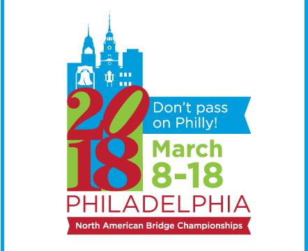 PHILADELPHIA – SPRING NABC 2018