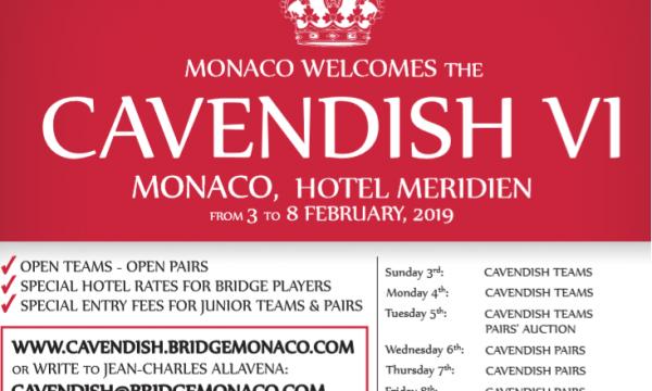 2019 Monaco Cavendish