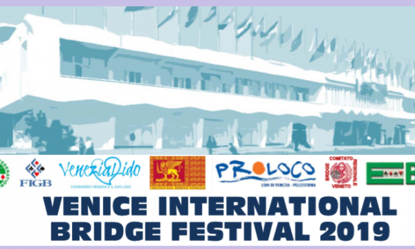2019 VENICE INTERNATIONAL BRIDGE FESTIVAL