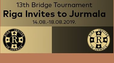 2019 Riga Invites to Jurmala