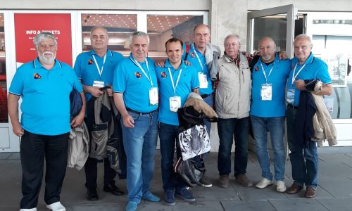 Bucharest Seniors won BBO Intercity League