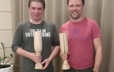 Matushko – Krasnosselski wins the Invitational pairs in Riga