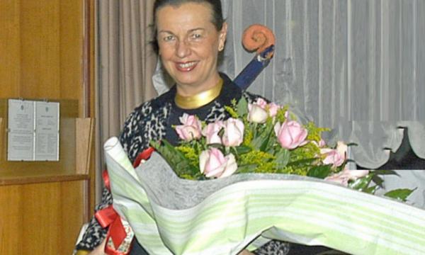 MARIA TERESA LAVAZZA 1937-2020