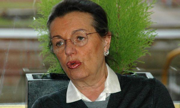 Farewell Maria Teresa Lavazza