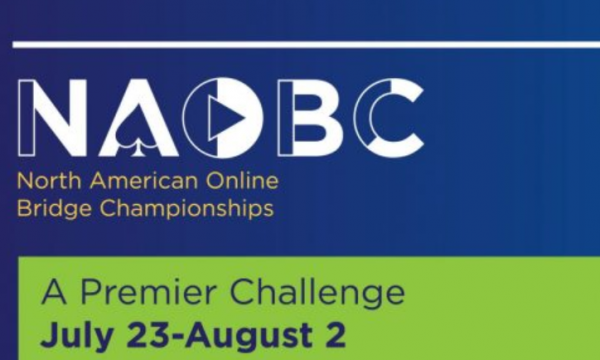 2020 Summer North American Online Bridge Championships