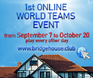 1st Online World Teams Event