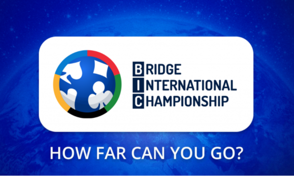 2020 BIC – BRIDGE INTERNATIONAL CHAMPIONSHIP