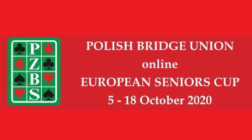 PBU online EUROPEAN SENIORS CUP