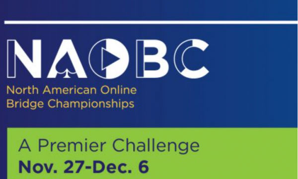 2020 Fall North American Online Bridge Championships