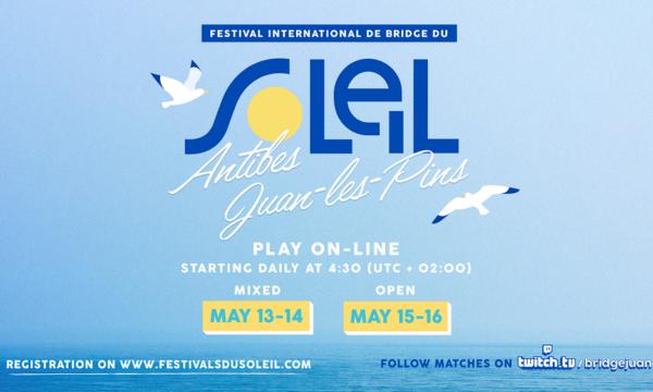 2021 Juan-les-Pins ONLINE Bridge Festival