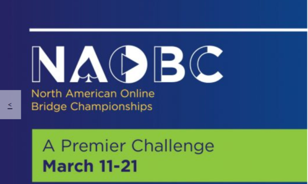 2021 SPRING North American Online Bridge Championships