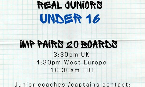 Real Bridge: Play Real Bridge With Real Juniors!