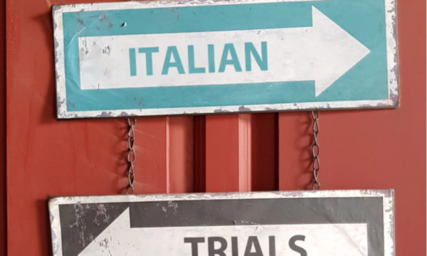 Italian Trials: Team Vinci filed an Appeal To Federal Tribunal