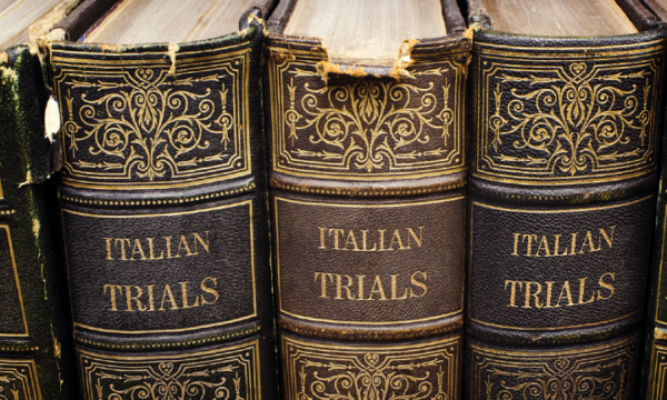 Italian Trials: Federal Appeal Court readmits Zaleski