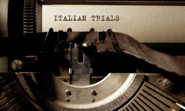 Italian Trials: Timeline